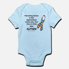 Parenting Autism (advice) Infant Bodysuit
