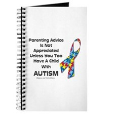 Parenting Autism (advice) Journal