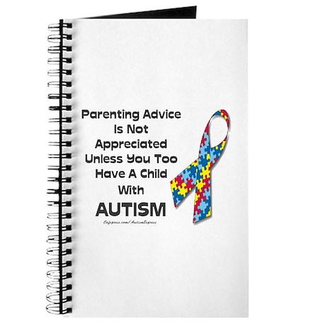 Parenting Autism (advice) Journal