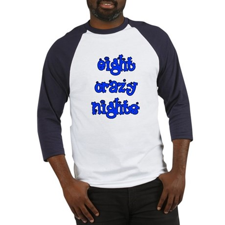 Eight Crazy Nights - Baseball Jersey