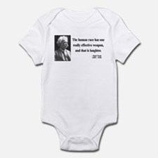 Mark Twain 44 Infant Bodysuit