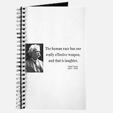 Mark Twain 44 Journal