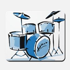 Drum Set Drums Mousepad