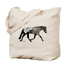 Blanketed Appy Tote Bag