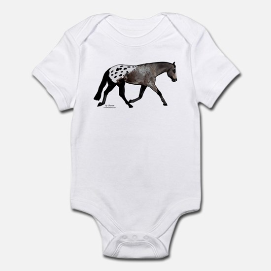 Blanketed Appy Infant Bodysuit