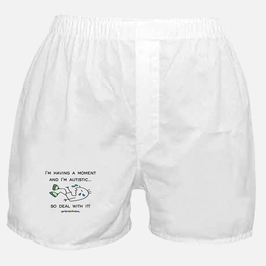 Autism Moment Boxer Shorts