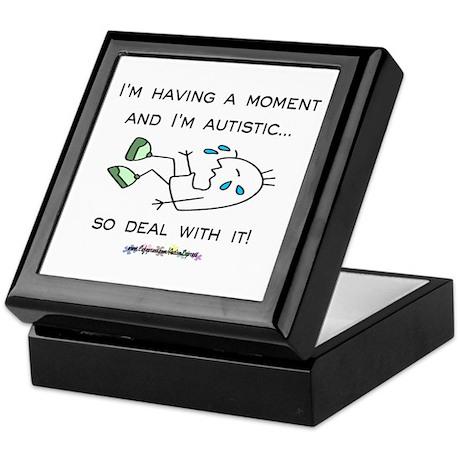 Autism Moment Keepsake Box