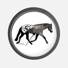 Blanketed Appy Wall Clock