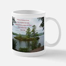 Streams Of Living Water Small Small Mug