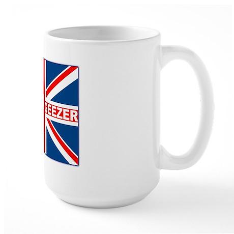 Diamond geezer Large Mug