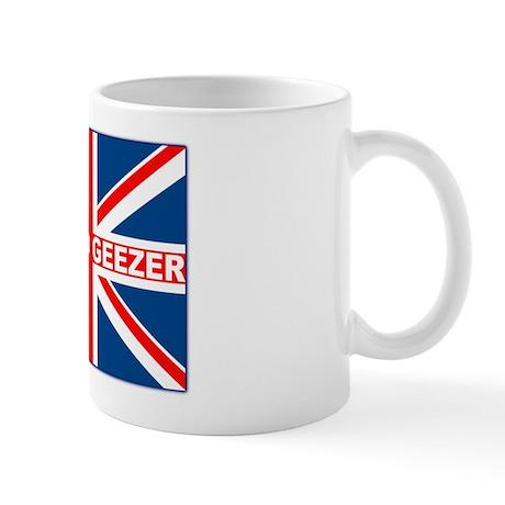 Diamond geezer Mug