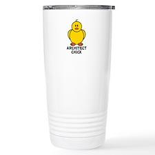 Architect Chick Travel Mug
