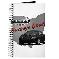 Black GTO Journal