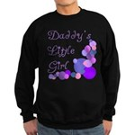 Daddy's Little Girl Sweatshirt (dark)