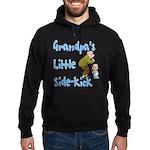 Grandpa's Sidekick Hoodie (dark)