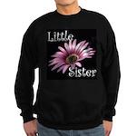 Little Sister Sweatshirt (dark)