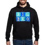 Big Bro (Blue/Green) Hoodie (dark)