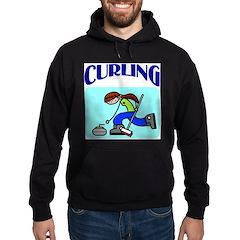 Curling Hoodie (dark)