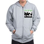 Future Polo Player Zip Hoodie