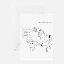 Cool Bullshit Greeting Card
