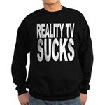 Reality TV Sucks Sweatshirt (dark)