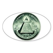 Illuminati sticker