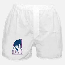 HOPE Horse Rescue Boxer Shorts
