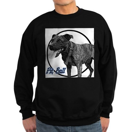 Brindle Bully Sweatshirt (dark)
