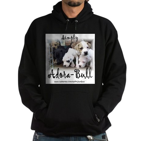 Adora-Bull Hoodie (dark)