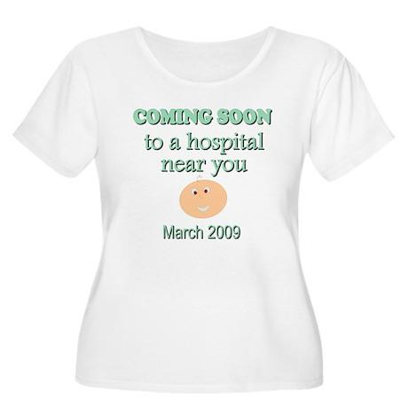 Mar 09 Plus Size T-Shirt