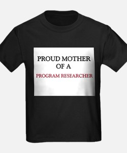 Proud Mother Of A PROGRAM RESEARCHER T