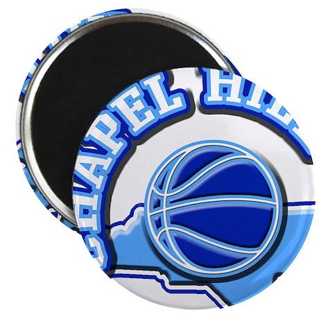 Chapel Hill Basketball Magnet
