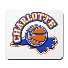 Charlotte Basketball Mousepad