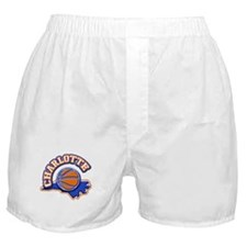 Charlotte Basketball Boxer Shorts