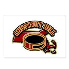 Chestnut Hill Hockey Postcards (Package of 8)