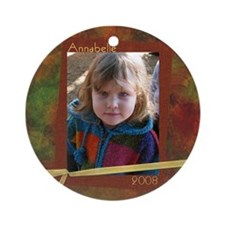 Annabelle's 2008 Ornament