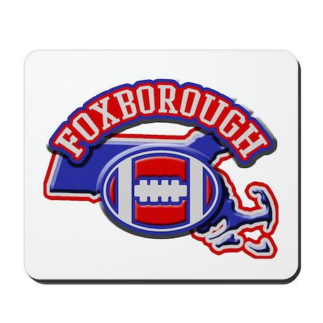 Foxborough Football Mousepad