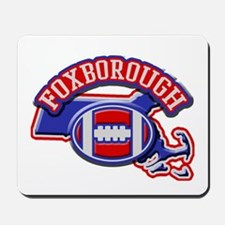 Foxborough Football Mousepad
