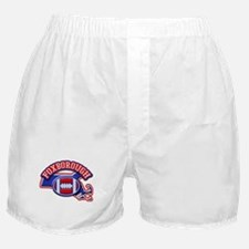 Foxborough Football Boxer Shorts