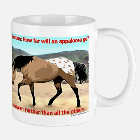 Appaloosa Far Mug