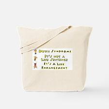 Life Enhancement Tote Bag
