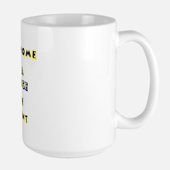 Life Enhancement Large Mug