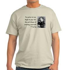 Nietzsche 36 Light T-Shirt