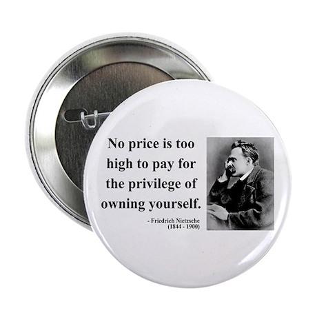 """Nietzsche 36 2.25"""" Button (10 pack)"""