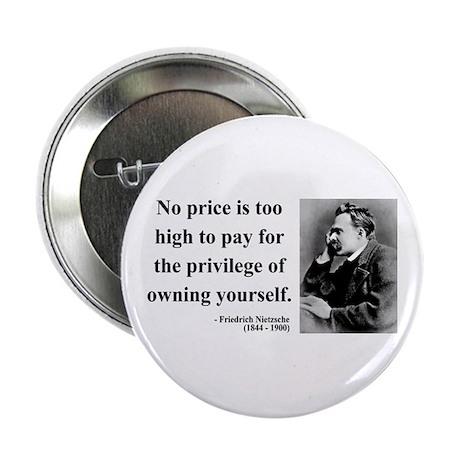 """Nietzsche 36 2.25"""" Button"""