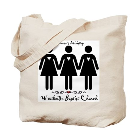 Women's Ministry Tote Bag