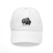 Bison Baseball Cap