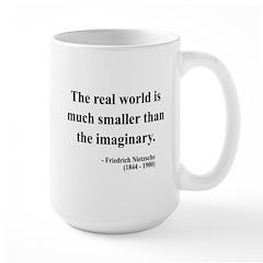 Nietzsche 37 Large Mug