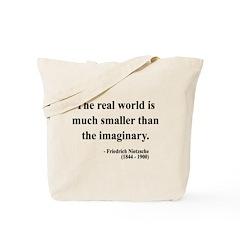 Nietzsche 37 Tote Bag