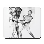 Obama & Aliens Mousepad